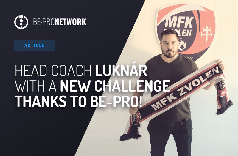 Coach Luknár: BE-PRO is a unique way to find players