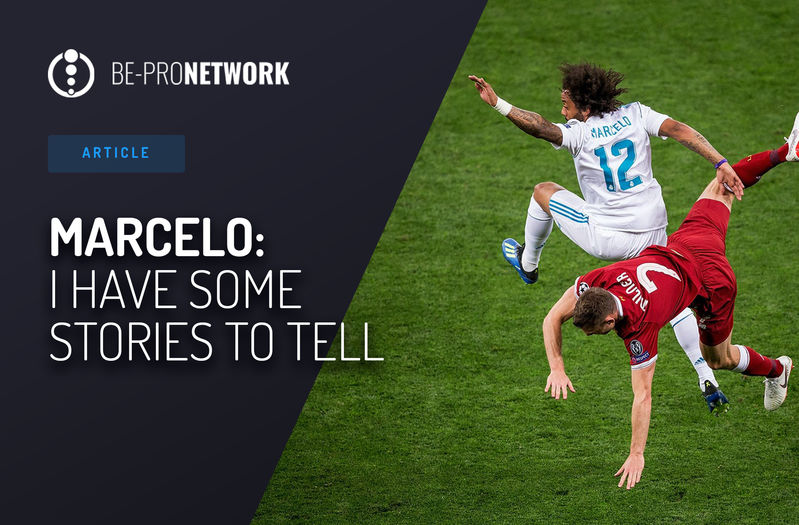 Marcelo: brother, I have some stories to tell