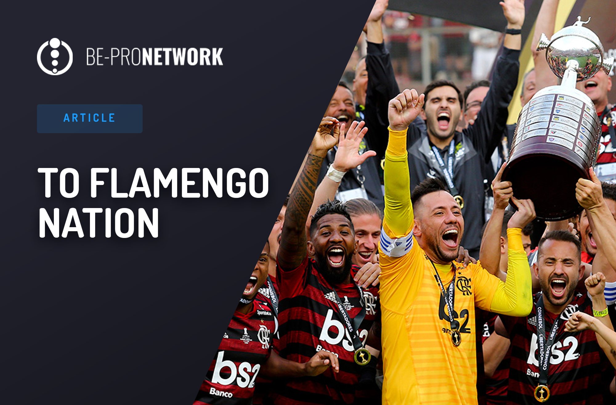 Diego Alves: To Flamengo Nation