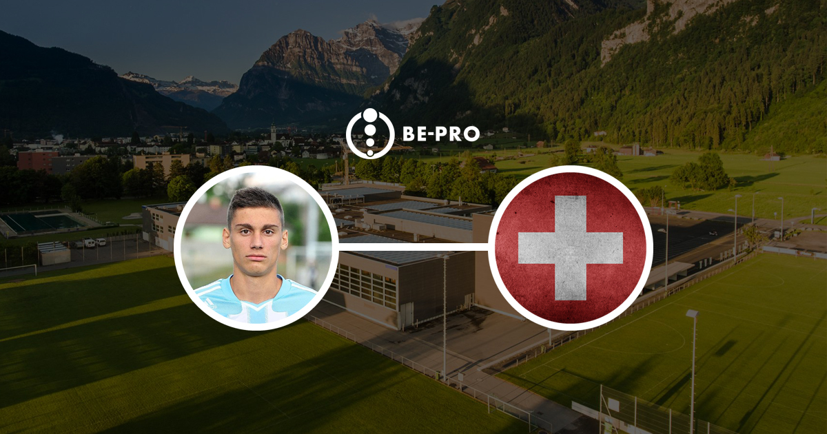 Another story of BE-PRO: from Slovakia to Switzerland
